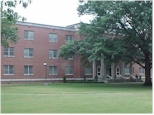 West Hall, University of Memphis